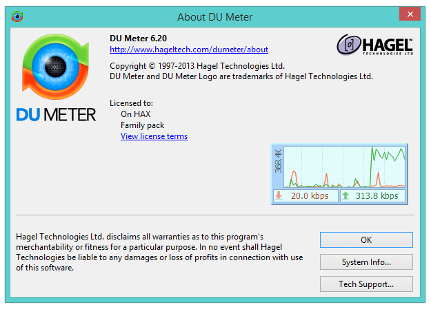 DU Meter Cracked Download