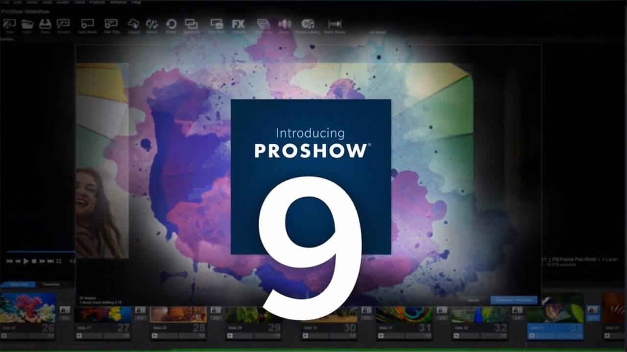 Proshow Gold 9 Crack