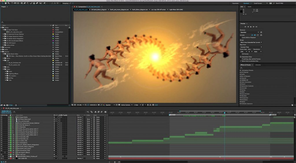 Adobe After Effects cc 2020 Crack patch