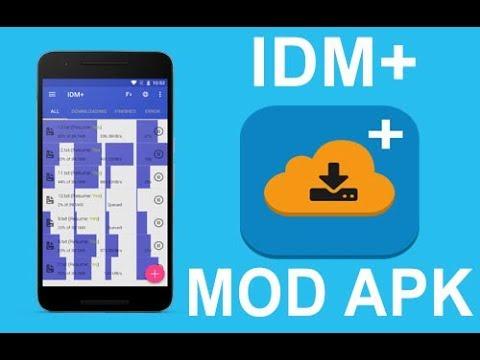 idm plus apk free download