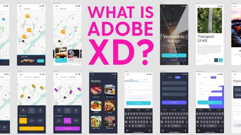 adobe xd offline installer