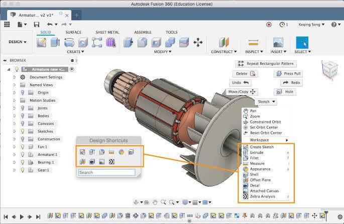 autodesk fusion 360 serial key
