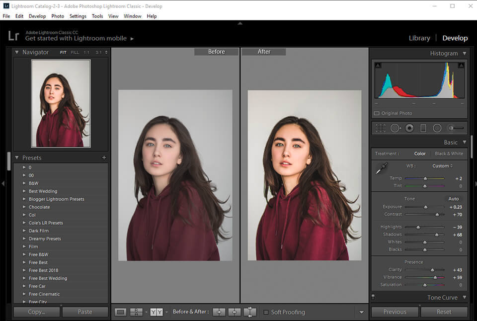 Adobe Photoshop Lightroom Crack (Pre-activated ISO)