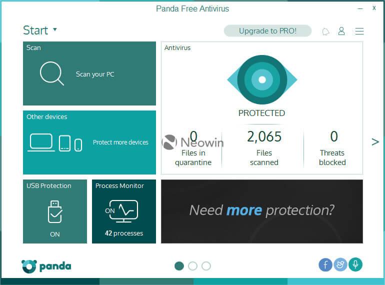 panda-free-antivirus-activation code