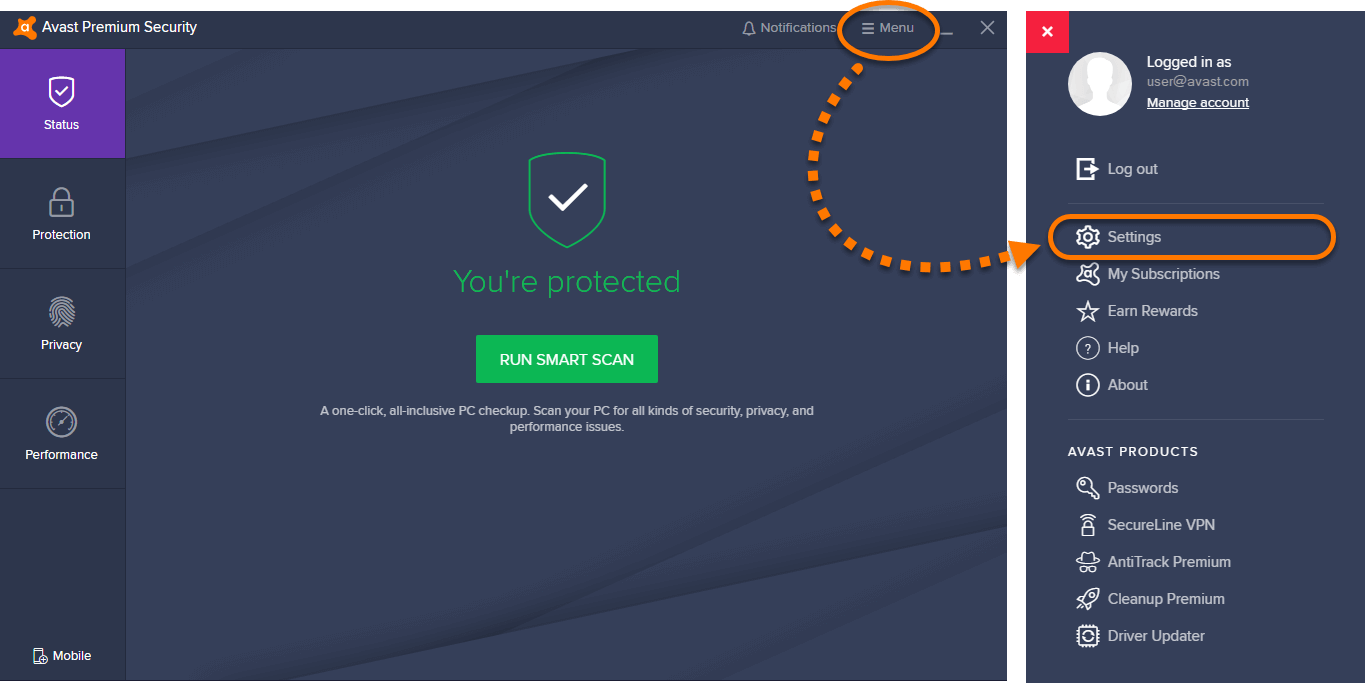 Avast antivirus activation code - License Keys for PC ...