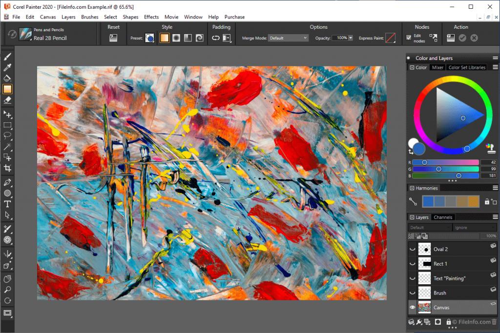 corel painter 2020 keygen