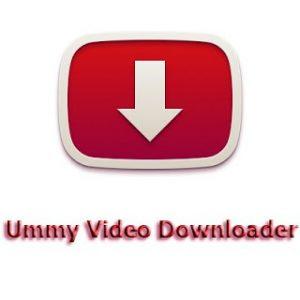ummy video dowloader crack
