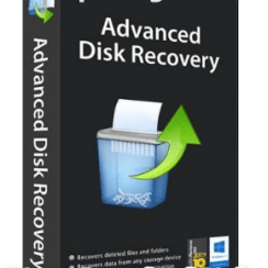 advanced disk recovery tool logo
