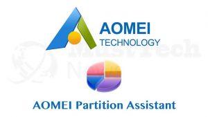 aomei partition assistant logo