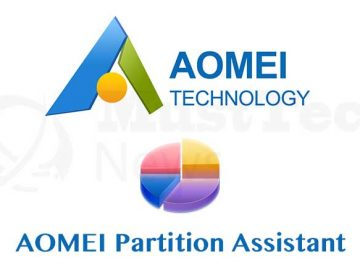 aomei partition assistant logo